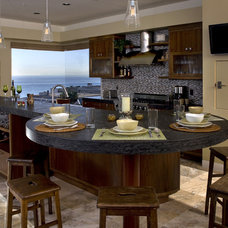 Contemporary Kitchen by James Glover Residential & Interior Design