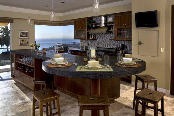 Contemporary Kitchen by James Glover Residential & Interior Design