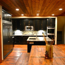 Rustic Kitchen by Roost USA Inc.