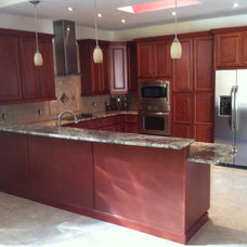 Traditional Kitchen by Korson and Son Builders, Inc