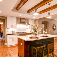 Traditional Kitchen by Redeux Developments