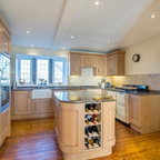 Bath Kitchen Farmhouse Kitchen London By Tim Wood