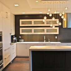 Contemporary Kitchen by Grenview Construction