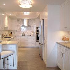 Contemporary Kitchen by MAJ Interiors