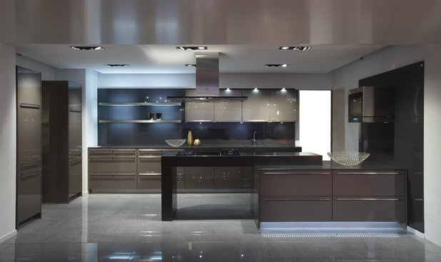 Contemporary Kitchen by Dan Brown