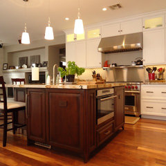 traditional kitchen by Artesia Kitchen & Bath