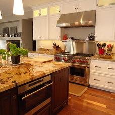 Traditional Kitchen by Artesia Kitchen & Bath