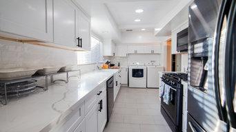 Yukio kitchen & 2 bathrooms remodeling project