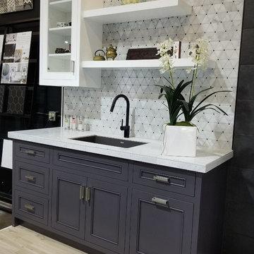 Z Tile + Stone Showroom - Kitchen Display