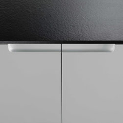 Zampieri Cucine Kitchen Cabinets - White Lacquer - Contemporary kitchen cabinets from Zampieri Cucine (made in Italy). White lacquer finish gives a clean, fresh look and a zen feeling.
