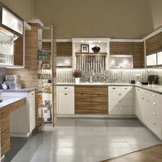 Modern Kitchen by Phillips Floor to Ceiling