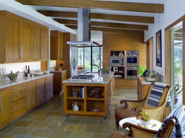 Multa Todas Las Cocinas Blanco Houzz Ideas Ornamento Elaboración ...