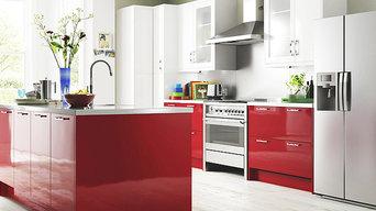 Zenit Mirror Gloss Chilli Red