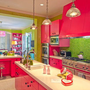 Zetcher Colorful House | Century Woods