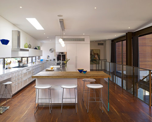 Contemporary kitchen designs  idea in Los Angeles 25 Best Kitchen Ideas Designs Houzz