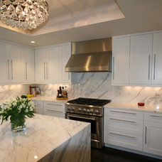 Contemporary Kitchen by Kitchens of Diablo