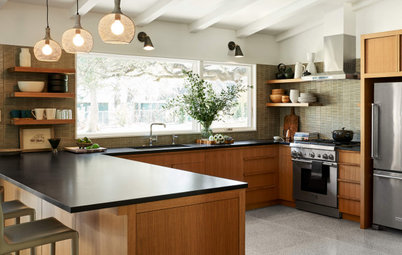 How to Plan the Perfect U-Shaped Kitchen