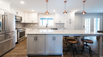 Zionsville Kitchen Expansion