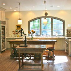 Industrial Kitchen by Carmel Kitchen Specialists, Inc.