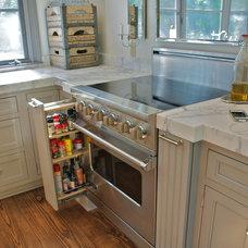 Industrial Kitchen by Carmel Kitchen Specialists, Inc.