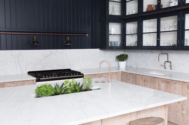Scandinavian Kitchen by Zip Water