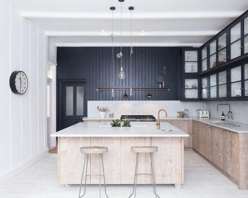 Http Www Houzz Com Au Photos Scandinavian Kitchen Cabinet Finish Light Wood