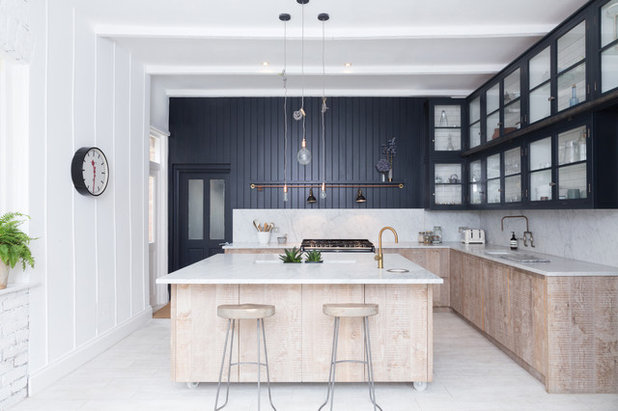 Scandinavian Kitchen by Zip Water