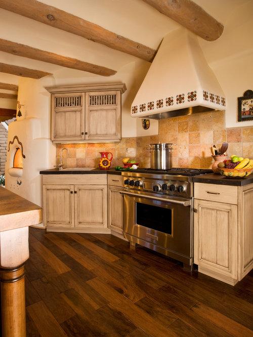 Southwestern Kitchen Design Ideas & Remodel Pictures | Houzz