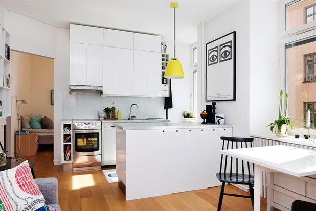 Tienes un piso peque o 12 trucos para vivir a lo grande - Cocinas como disenarlas ...