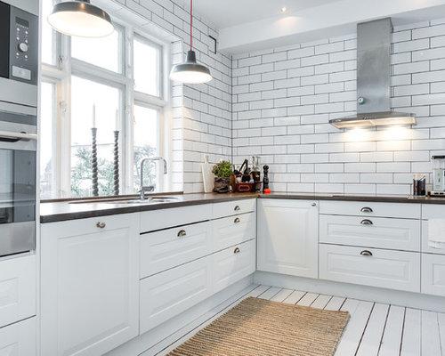 modern kitchen design ideas renovations photos with. Black Bedroom Furniture Sets. Home Design Ideas