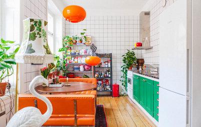 Houzz Tour: Är det här Stockholms vildaste hem?