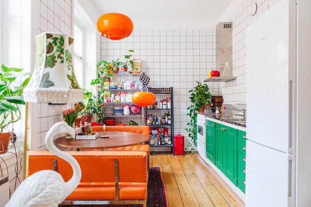 Eklektisch Küche by Nooks