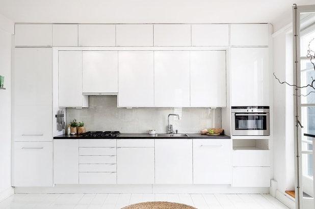 idea to steal k chenoberschr nke in zweierreihen. Black Bedroom Furniture Sets. Home Design Ideas