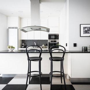 Foto på ett nordiskt kök
