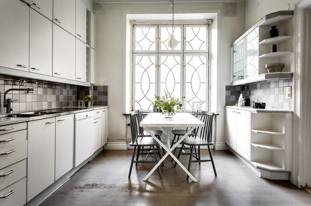 Scandinavian Kitchen by Alexander White