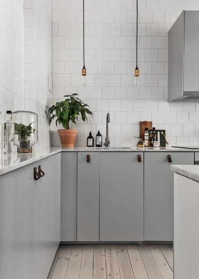 Skandinavisch Küche By Scandinavian Homes