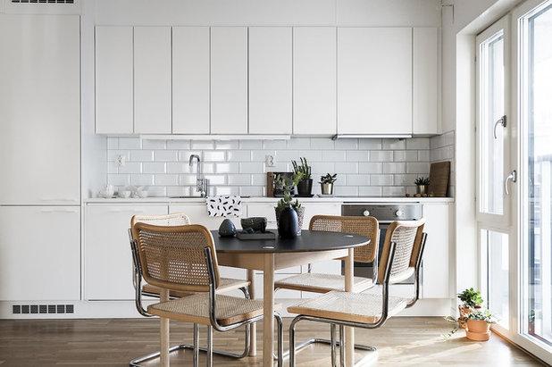Scandinavian Kitchen by Jenny André Designing
