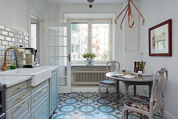 Scandinavian Kitchen by Alvhem Mäkleri & Interiör