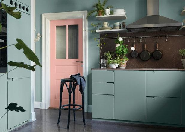 Moderne Køkken by Alcro