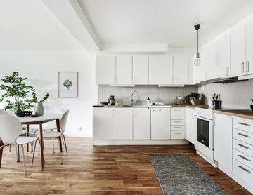 Helstyling Ekensbergsvägen 65 2 rum och kök