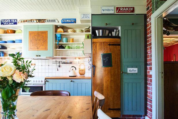 Eklektisch Küche by Studio Dittmer