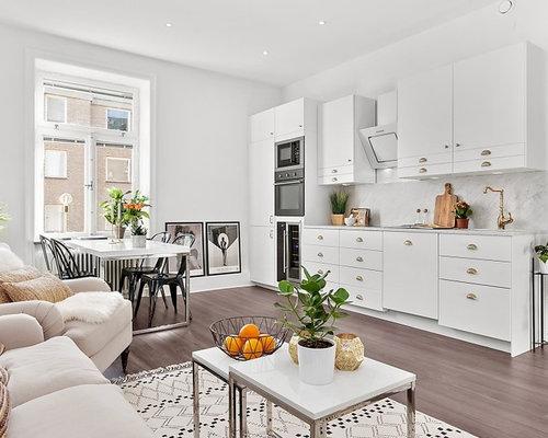 White Kitchen Cabinets | Houzz