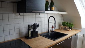 Homestyling lägenhet