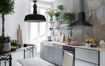 8 smarte tips giver dig mere bordplads i køkkenet