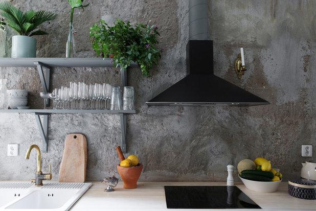Industriale Cucina Houzz Tour: Alexander Ekman