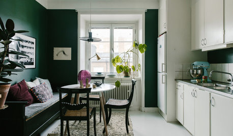 25 Seductive Apartment Kitchens From Singapore to Sweden