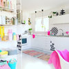 Stylish Ways to Add Pattern to Your Kitchen-diner