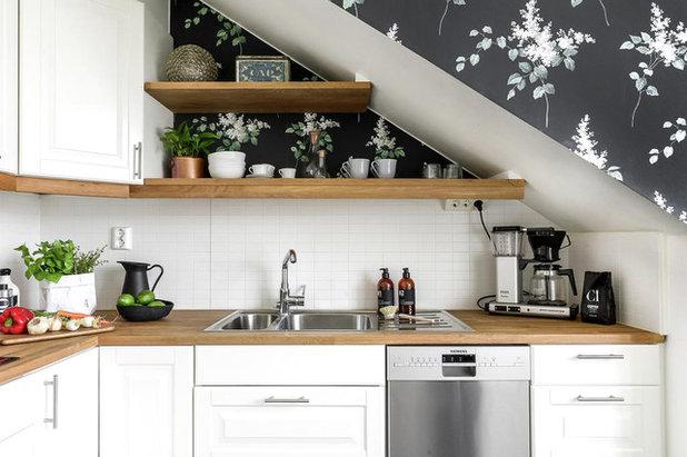 Scandinavian Kitchen by Johanna Eklöf
