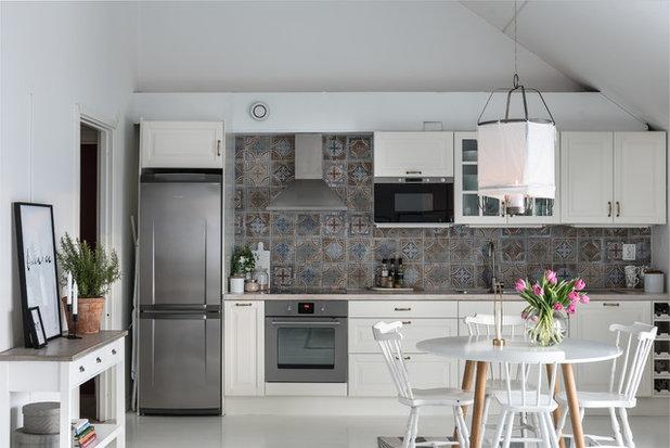 Scandinavian Kitchen by Utsikten foto AB