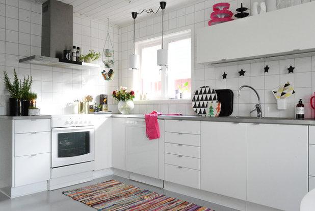北欧 キッチン by www.adddesign.se